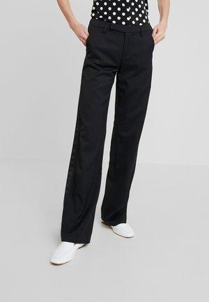 TANYA DANDY - Pantalones - ebony