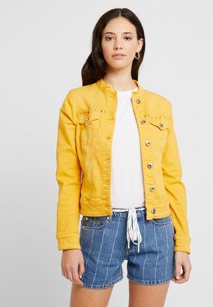 ISMERIE NEW MAGIC COLOR - Denim jacket - artisan gold
