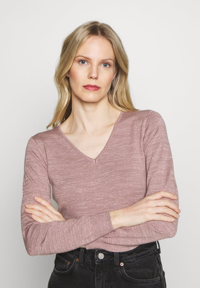 GILIA ICON - Strikpullover /Striktrøjer - shadow gray