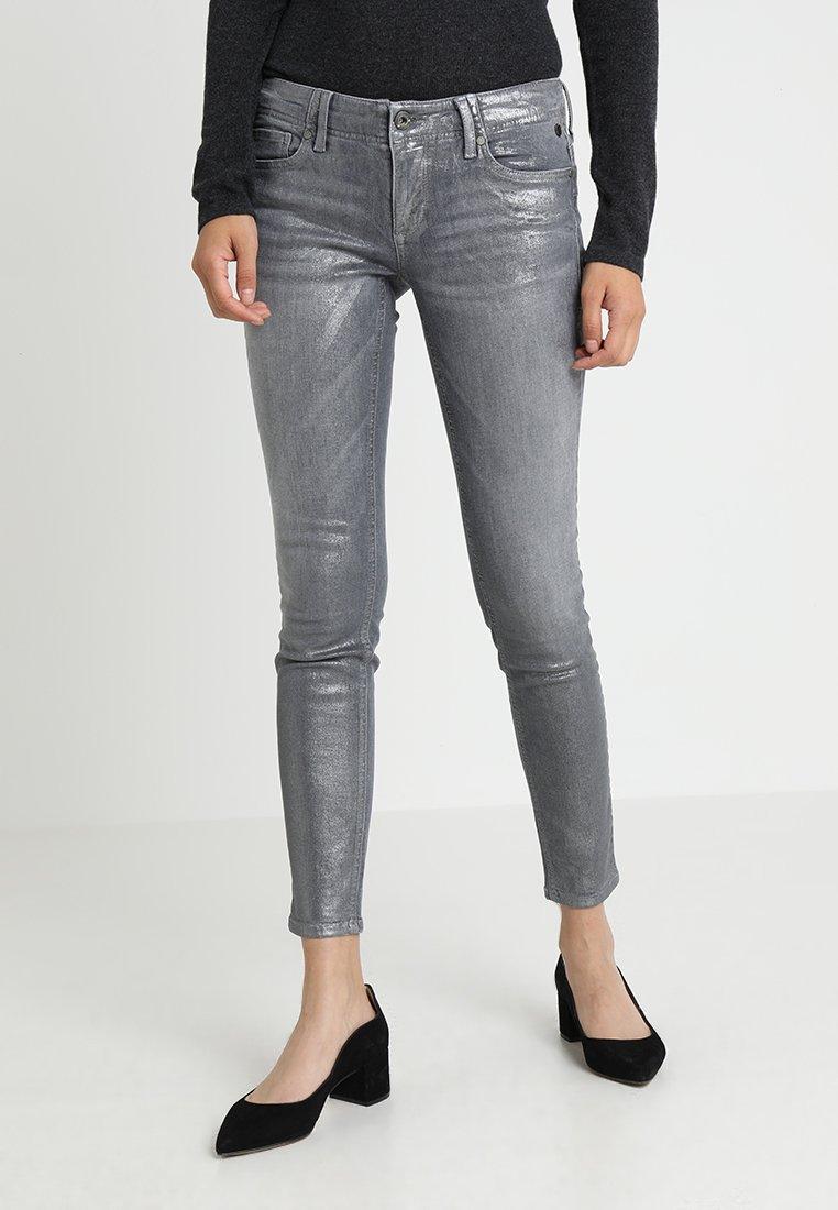 Freeman T. Porter - DORYA - Slim fit jeans - grey denim