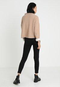 Freeman T. Porter - ALEXA CROPPED - Jeans Skinny - black - 2