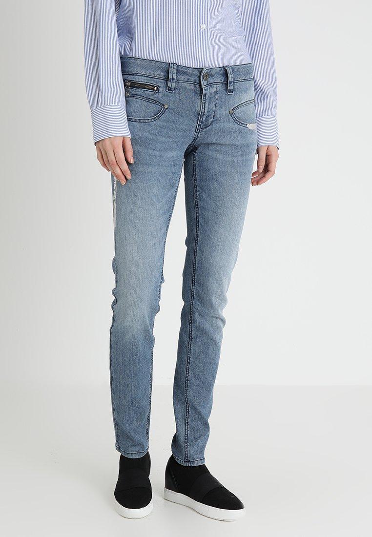 Freeman T. Porter - ALEXA - Slim fit jeans - light blue denim