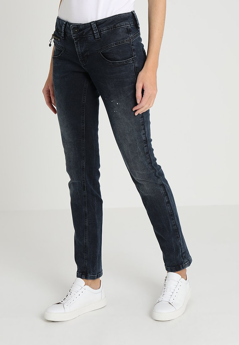 Freeman T. Porter - ALEXA - Slim fit jeans - dark blue denim