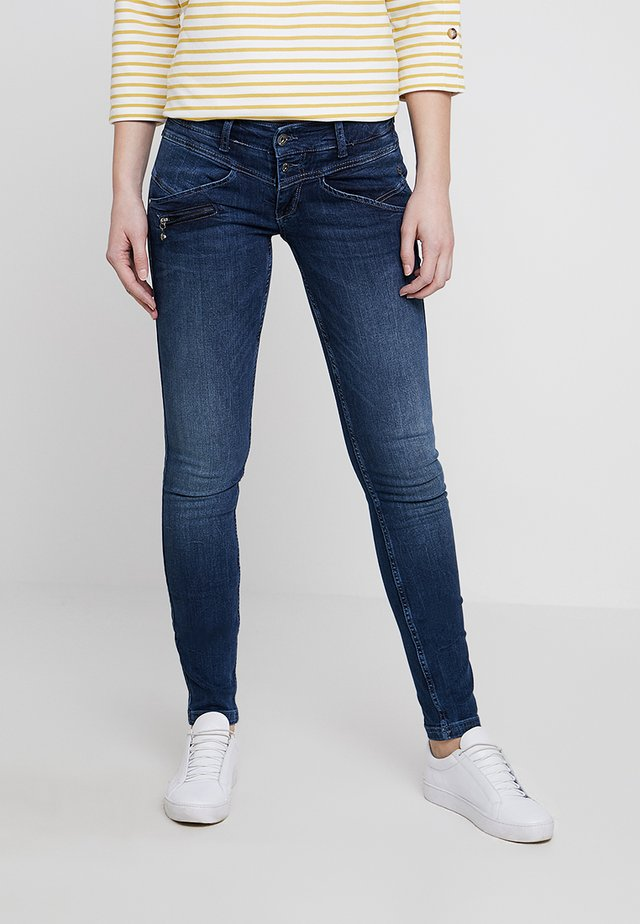 COREENA - Jeans Slim Fit - cerial
