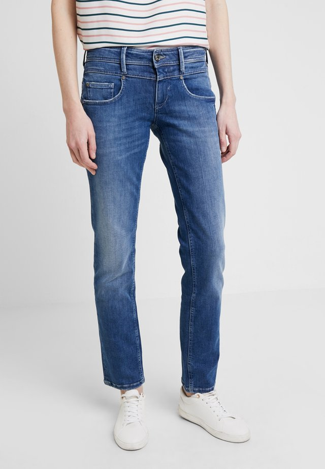 CATHYA - Jeans Slim Fit - nymphea