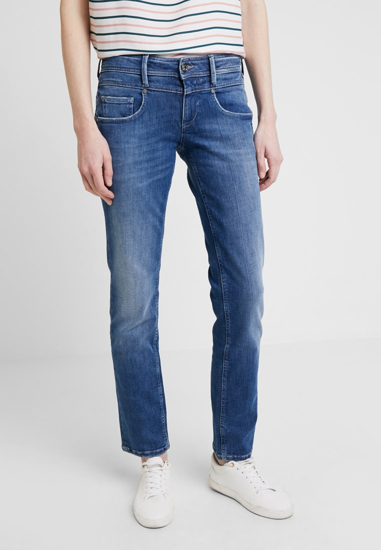 Freeman T. Porter - CATHYA - Slim fit jeans - nymphea