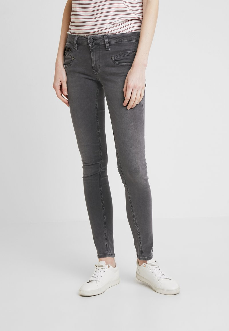 Freeman T. Porter - ALEXA - Jeans Slim Fit - grey denim