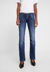 Freeman T. Porter - AMELIE - Straight leg jeans - morano - 0
