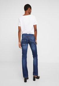 Freeman T. Porter - AMELIE - Straight leg jeans - morano - 2