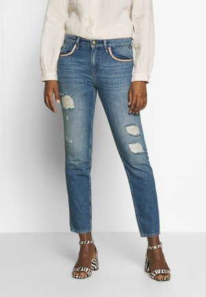 SOLENN - Jeansy Relaxed Fit - clyde
