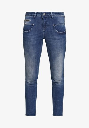 ALEXA HIGH WAIST CROPPED - Jeans Skinny Fit - marlow
