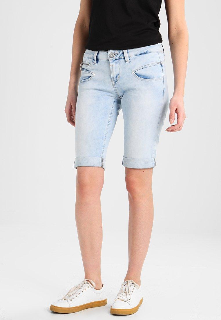 Freeman T. Porter - BELIXA - Jeans Shorts - freshy