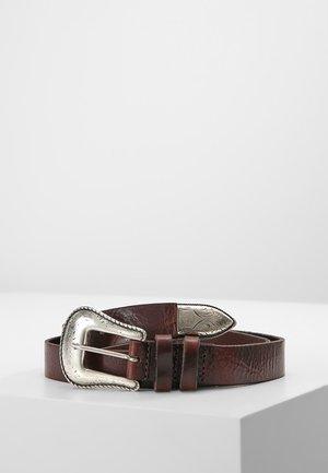 Belt - brown