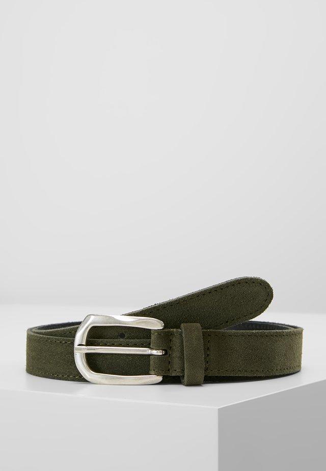Pásek - oliv
