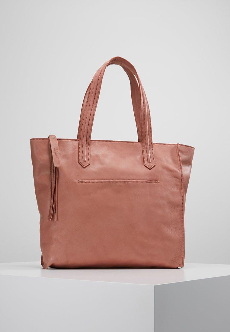 Legend - DARUTO - Tote bag - old pink