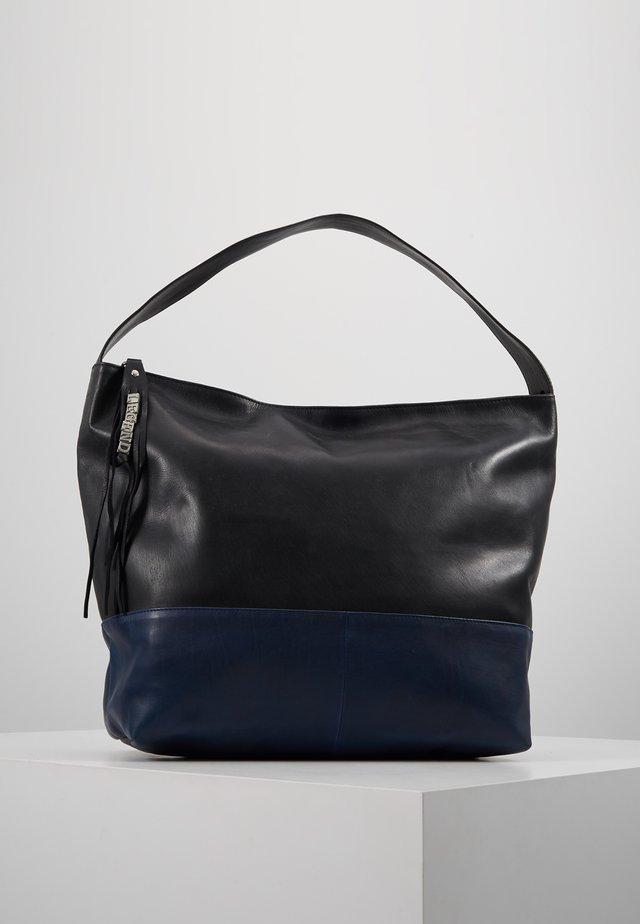 MANDELLO - Shopping Bag - navy