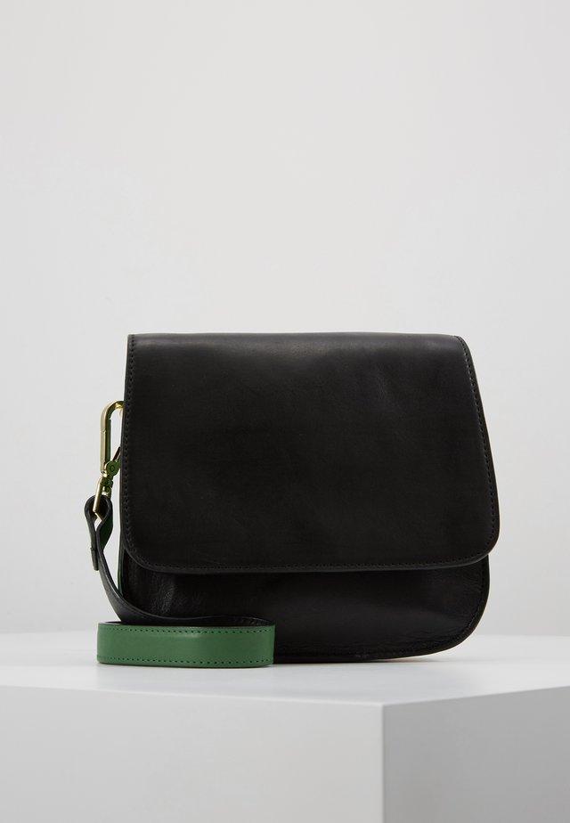 Olkalaukku - classic green