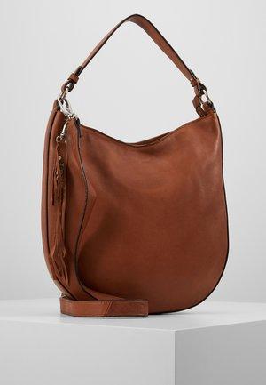TODI - Handbag - cognac