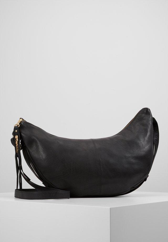 MARINA - Schoudertas - black