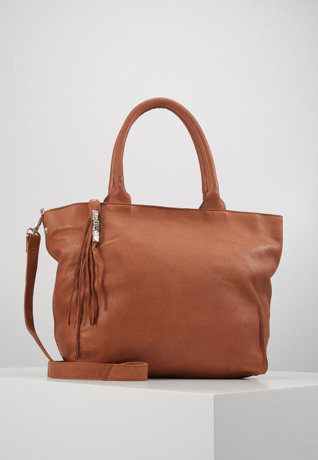 BARDOT - Handbag - cognac