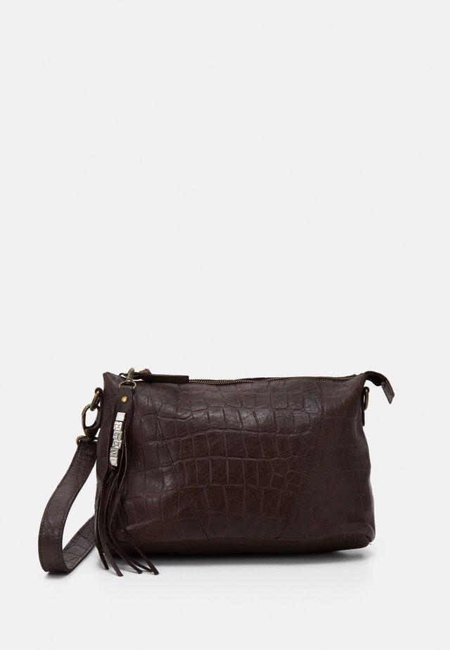 BADIA - Across body bag - brown