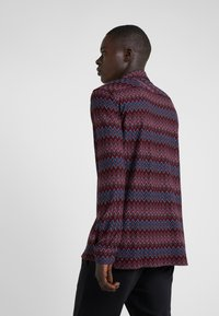 Missoni - LONG SLEEVE - Košile - multi-coloured/purple/pink - 2