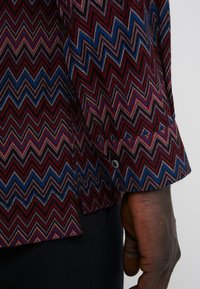 Missoni - LONG SLEEVE - Košile - multi-coloured/purple/pink - 5