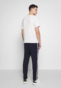 Missoni - TROUSERS - Pantalones deportivos - dark blue - 2