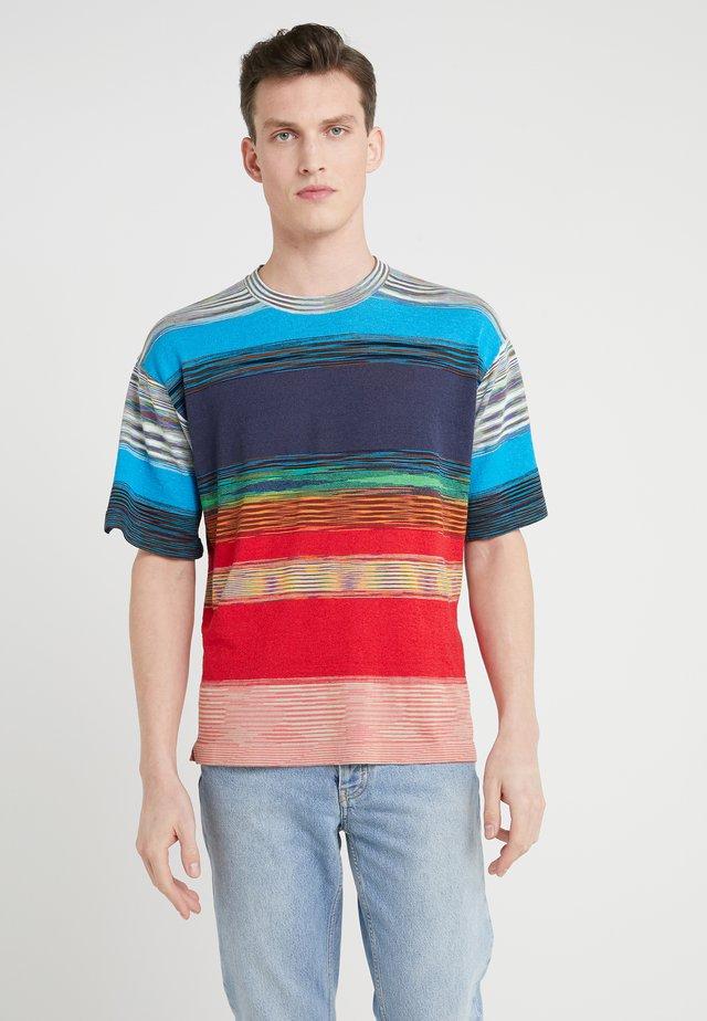 SHORT SLEEVE - T-Shirt print - multi