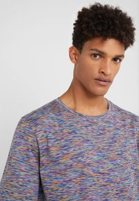 Missoni - SHORT SLEEVE - T-shirts med print - blue - 3