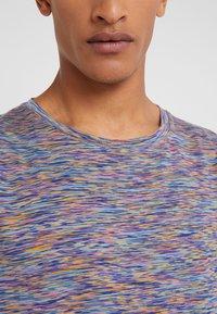 Missoni - SHORT SLEEVE - T-shirts med print - blue - 5