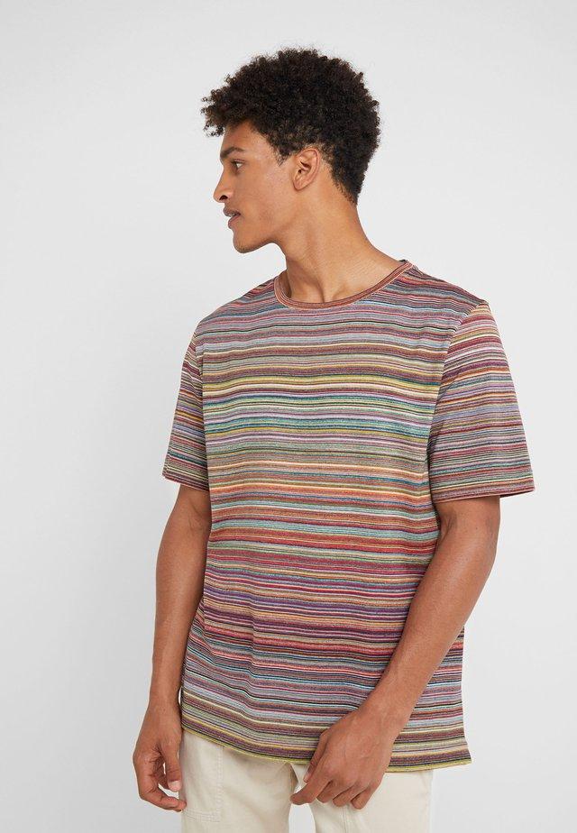 SHORT SLEEVE - Print T-shirt - multi