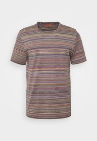 Missoni - SHORT SLEEVE - Print T-shirt - multi-coloured - 0