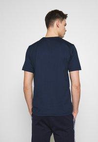 Missoni - SHORT SLEEVE - Camiseta estampada - dark blue - 2