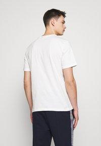 Missoni - SHORT SLEEVE - Camiseta estampada - white - 2