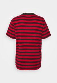 Missoni - SHORT SLEEVE - Print T-shirt - red - 1