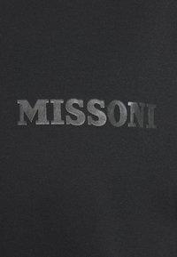 Missoni - SHORT SLEEVE  - Basic T-shirt - black - 2