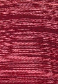 Missoni - SHORT SLEEVE - Print T-shirt - red - 2
