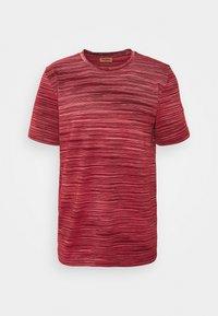 Missoni - SHORT SLEEVE - Print T-shirt - red - 0
