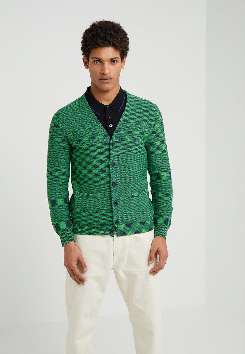 Missoni - Cardigan - green