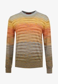 Missoni - LONG SLEEVE CREW NECK - Strickpullover - multi-coloured - 3