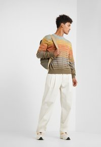 Missoni - LONG SLEEVE CREW NECK - Strickpullover - multi-coloured - 1