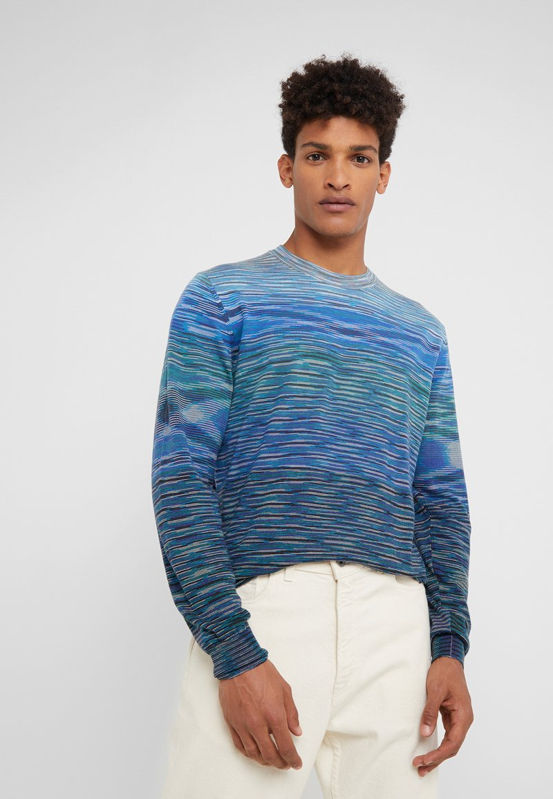 Missoni - LONG SLEEVE CREW NECK - Trui - multi