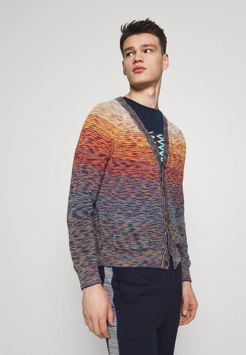 Missoni - CARDIGAN - Chaqueta de punto - multicolor