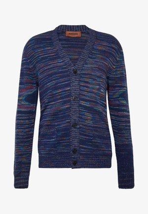 CARDIGAN - Chaqueta de punto - dark blue