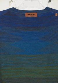 Missoni - LONG SLEEVE CREW NECK - Jumper - dark blue - 3