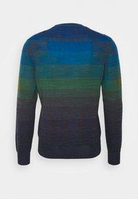 Missoni - LONG SLEEVE CREW NECK - Jumper - dark blue - 1