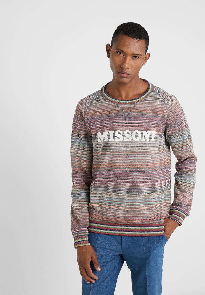Missoni - MAGLIA - Sweatshirt - multicolor