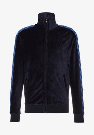 TRACK JACKET - Sudadera con cremallera - dark blue