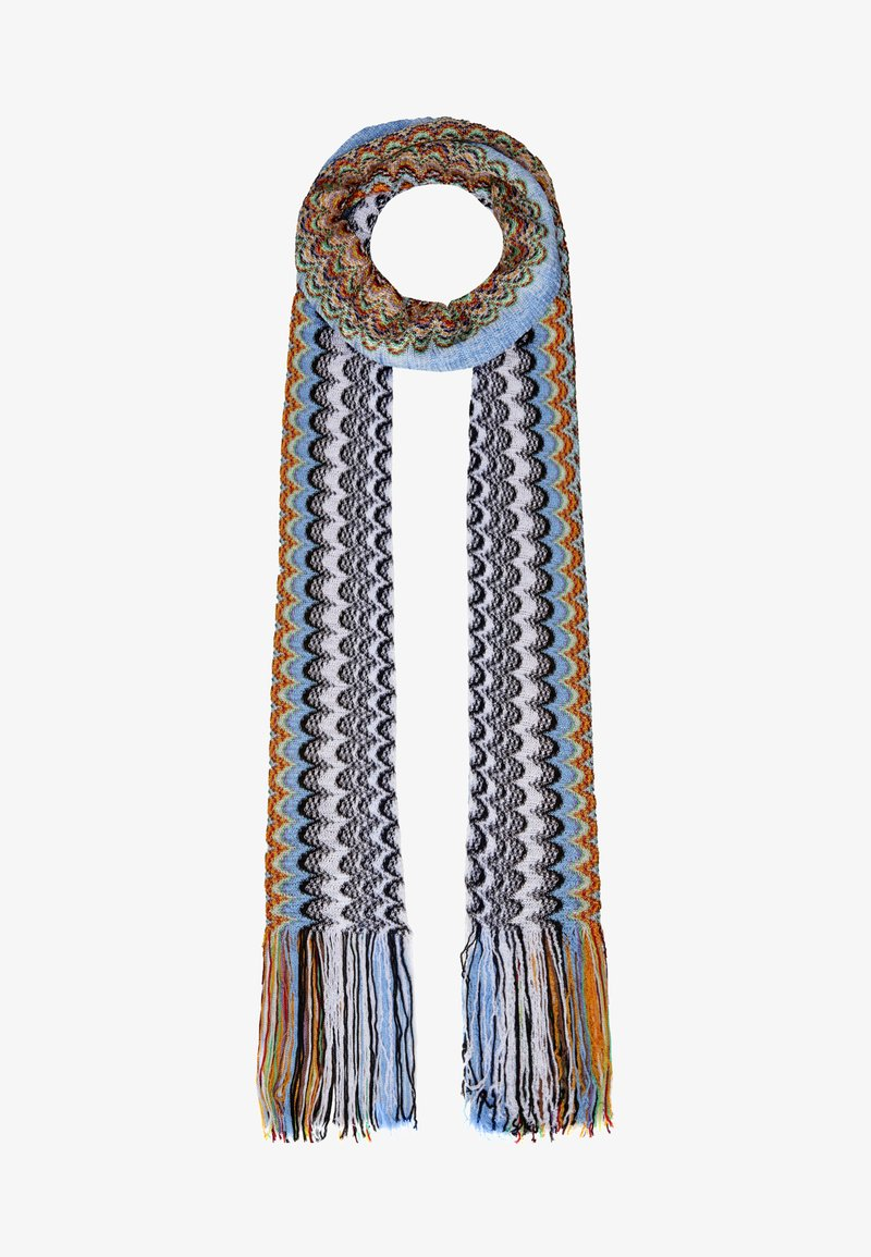 Missoni - Huivi - light blue
